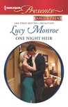 One Night Heir (By His Royal Decree, #1)