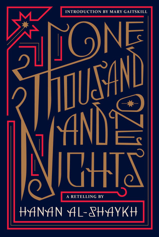 Cover image for One Thousand and One Nights