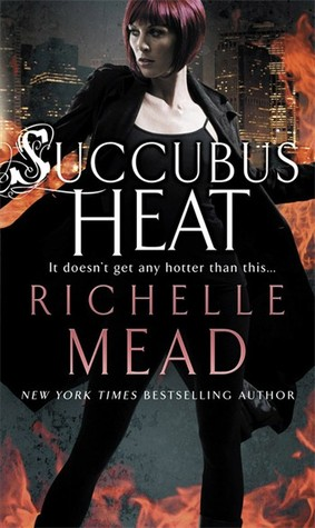 Succubus Heat (Georgina Kincaid, #4)