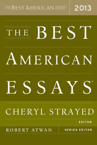 essay collections 2013