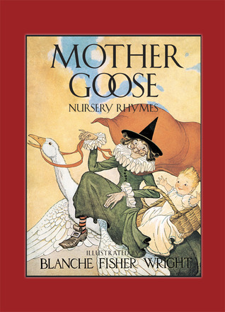 The childhood premise shown in the mother goose nursery rhyme