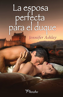 La esposa perfecta para el duque (Highland Pleasures, #4)