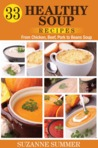 33 Healthy Soup Recipes
