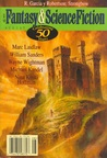 Fantasy & Science Fiction, August 1999 (Vol 97, #2)
