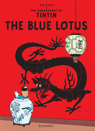 The Blue Lotus by Hergé