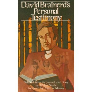 David Brainerds Personal Testimony