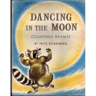 Dancing In The Moon: Counting Rhymes (Voyager Book , Avb 97)
