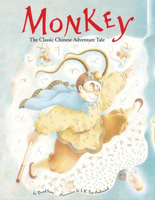 Monkey: The Classic Chinese Adventure Tale