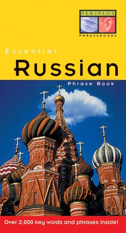 Essential Russian Phrase Book by Periplus Editors