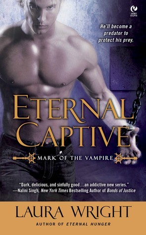 Eternal Captive (Mark of the Vampire, #3)