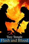 Flesh and Blood (Firefighters, #4)