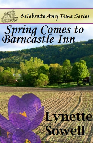 Spring Comes To Barncastle Inn