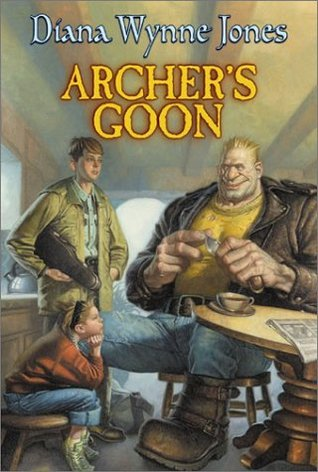 Archer's Goon by Diana Wynne Jones