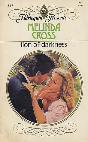 Lion Of Darkness by Melinda Cross