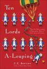 Ten Lords A-Leaping: A Mystery (Father Christmas Mystery #3)