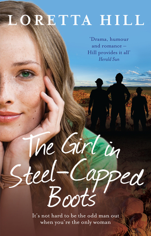 Download free The Girl in Steel-Capped Boots iBook by Loretta Hill