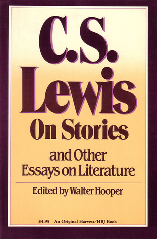 On Stories and Other Essays on Literature