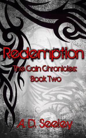 Redemption (The Cain Chronicles #2)