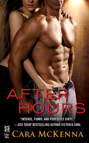Review After Hours PDF by Cara McKenna