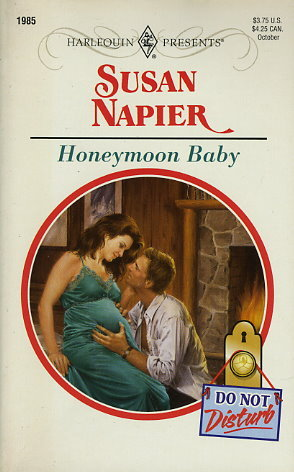 Honeymoon Baby by Susan Napier