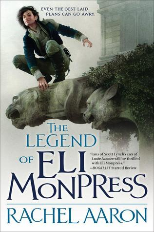 The Legend of Eli Monpress The Legend of Eli Monpress 1-3