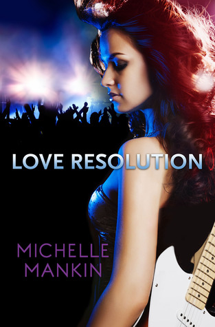 Promo + Giveaway ~ Love Resolution by Michelle Mankin