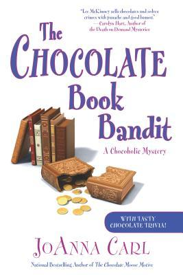 The Chocolate Book Bandit (A Chocoholic Mystery, #13)