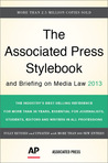 The Associated Press Stylebook 2013 by Associated Press