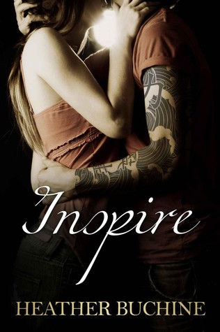 Book Blitz + Giveaway: Inspire by Heather Buchine