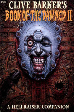 Book of the Damned II by NOT A BOOK
