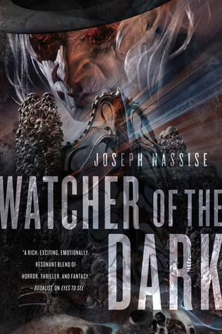 Watcher of the Dark (Jeremiah Hunt, #3)