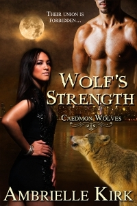 Wolf's Strength (Caedmon Wolves, 5)