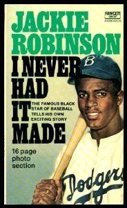 Download online for free I Never Had It Made by Jackie Robinson, Alfred Duckett FB2