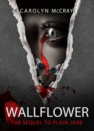 Wallflower: Pray You Aren't Noticed  (Harbinger Mystery Series - Book 2)