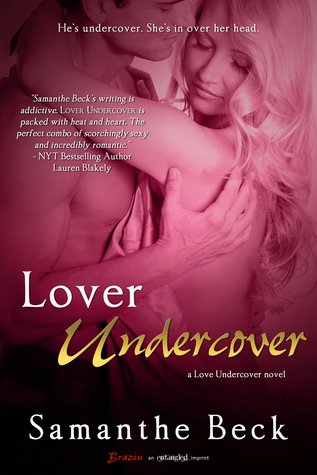 Post thumbnail of Dual Review: Lover Undercover by Samanthe Beck