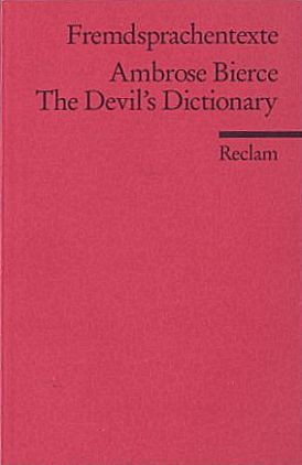 The Devil's Dictionary (Lernmaterialien)