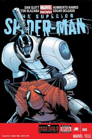 The Superior Spider-Man #8
