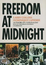 Freedom at Midnight by Larry Collins