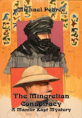 The Mingrelian Conspiracy (Mamur Zapt 9) - Michael Pearce