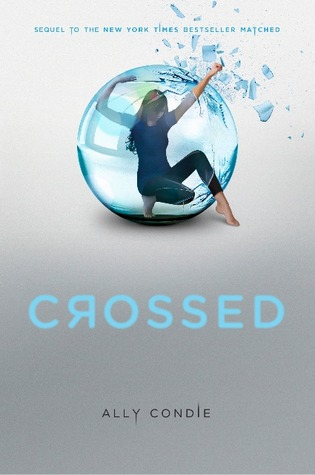 Book View: Crossed