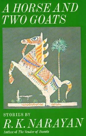 A horse and two goats by r.k narayan essay