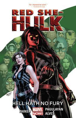 Red She-Hulk: End Times