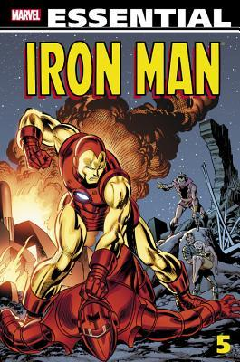 Essential Iron Man, Vol. 5