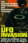 The UFO Invasion: The Roswell Incident, Alien Abductions & Government Coverups