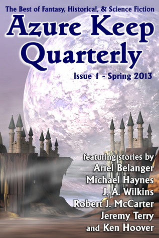 Azure Keep Quarterly - Issue 1 - Spring 2013