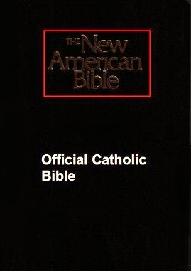 New American Bible: Official Catholic Bible