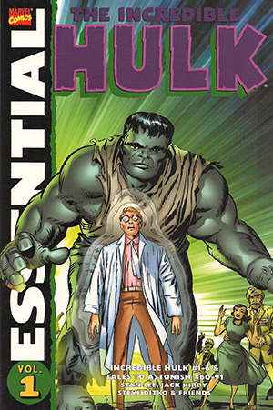 Essential Incredible Hulk, Vol. 1 by Stan Lee