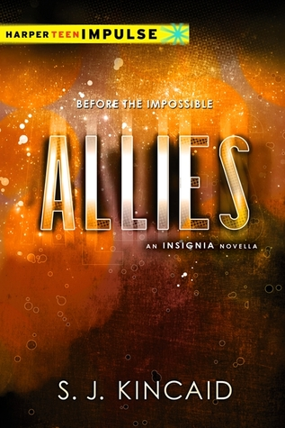 Allies (Insignia #1.5) - S. J. Kincaid epub download and pdf download
