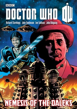 Doctor Who: Nemesis of the Daleks: Collected Seventh Doctor Who Comic Strips, Volume 2
