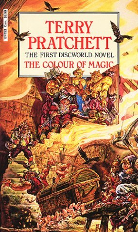 The Colour of Magic by Terry Pratchett